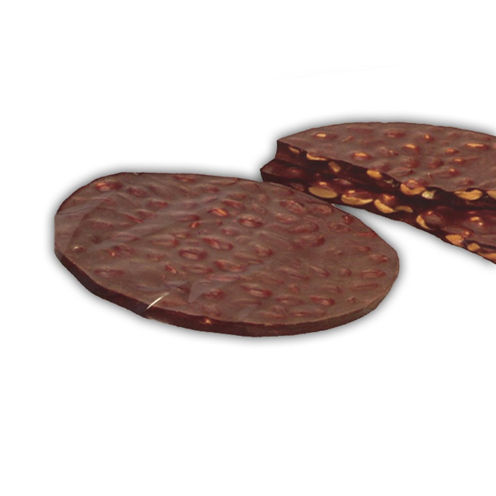 Garrido torta chocoalmendra