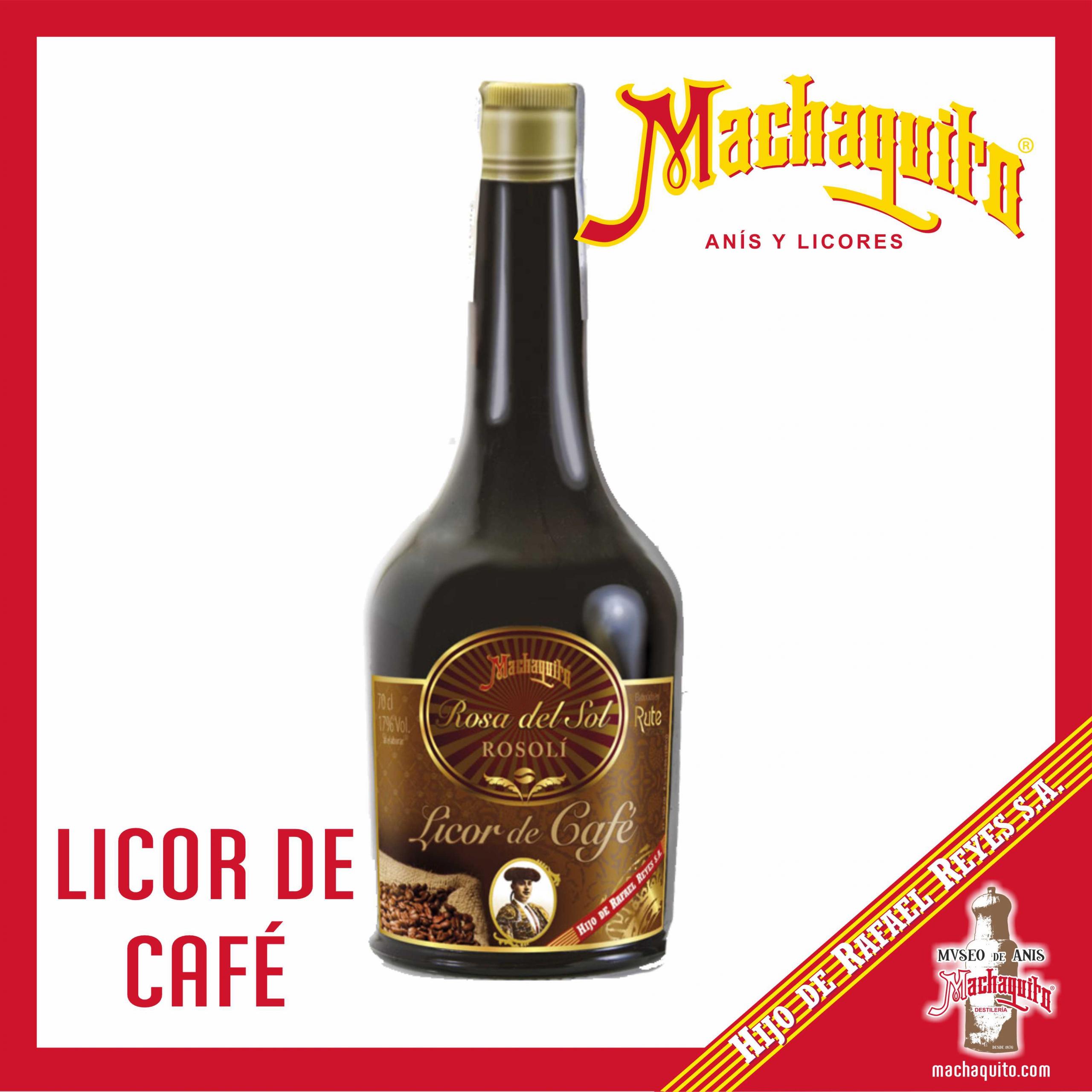 LICOR DE CAFE