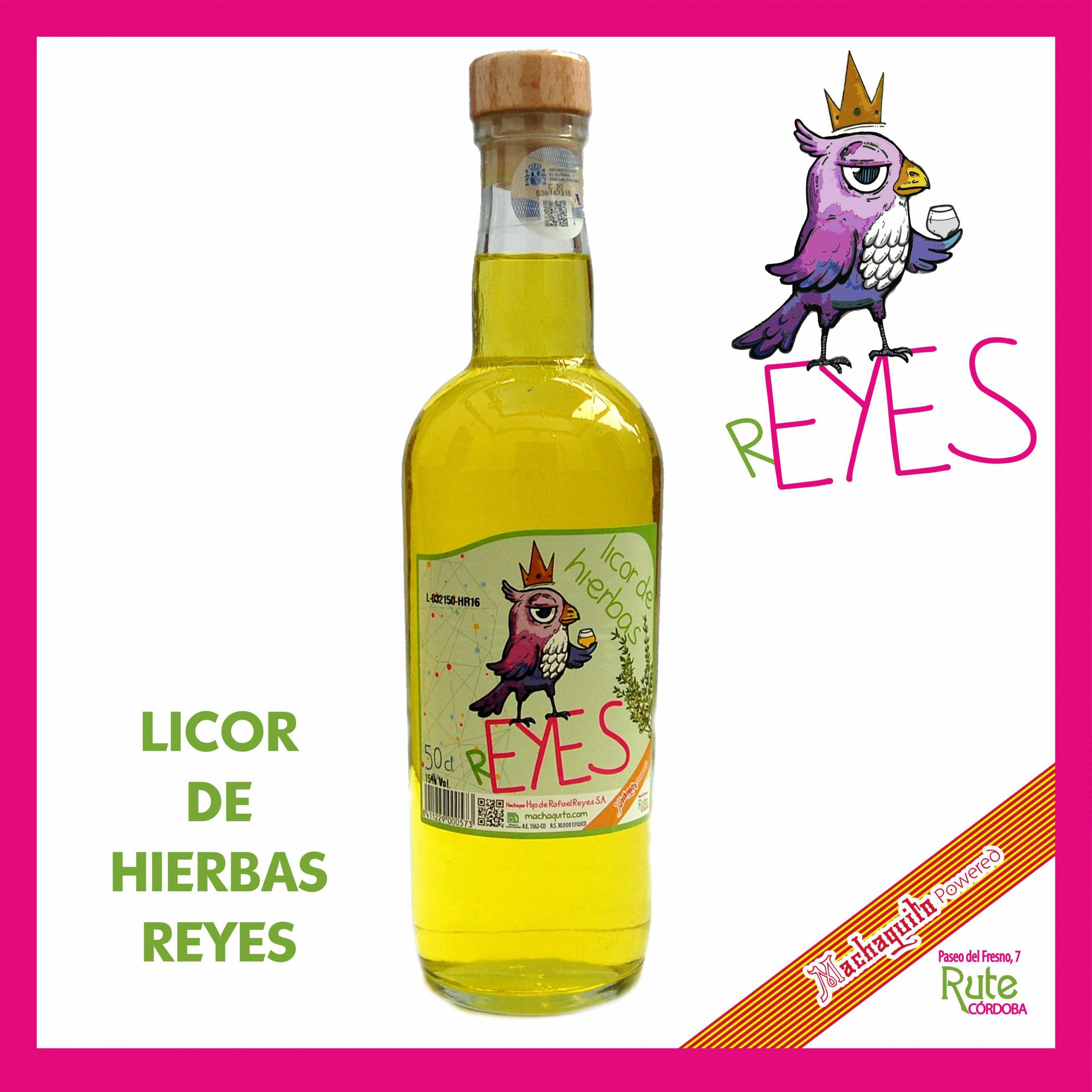 LICOR DE HIERBAS 50