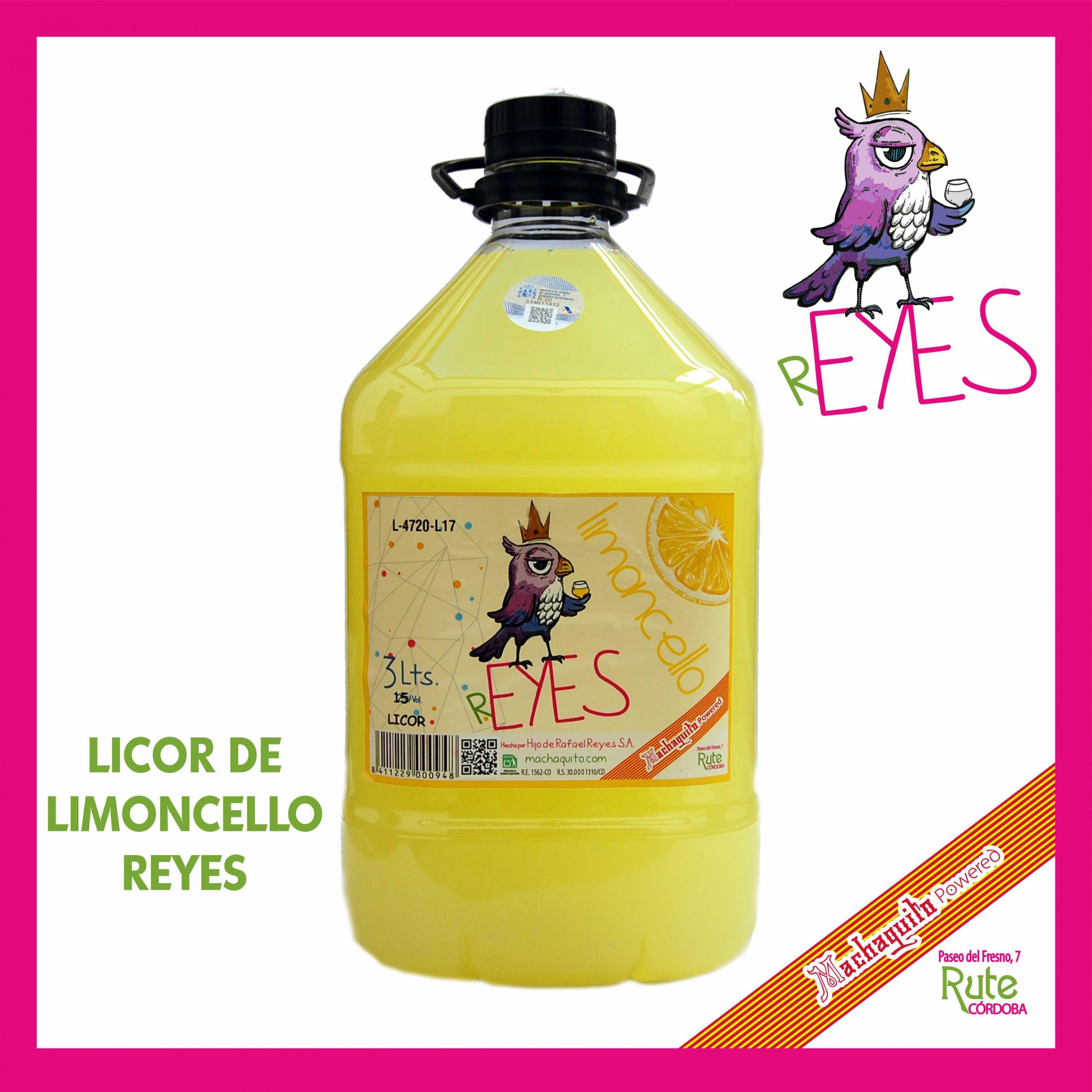 LICOR LIMONCELLO 3