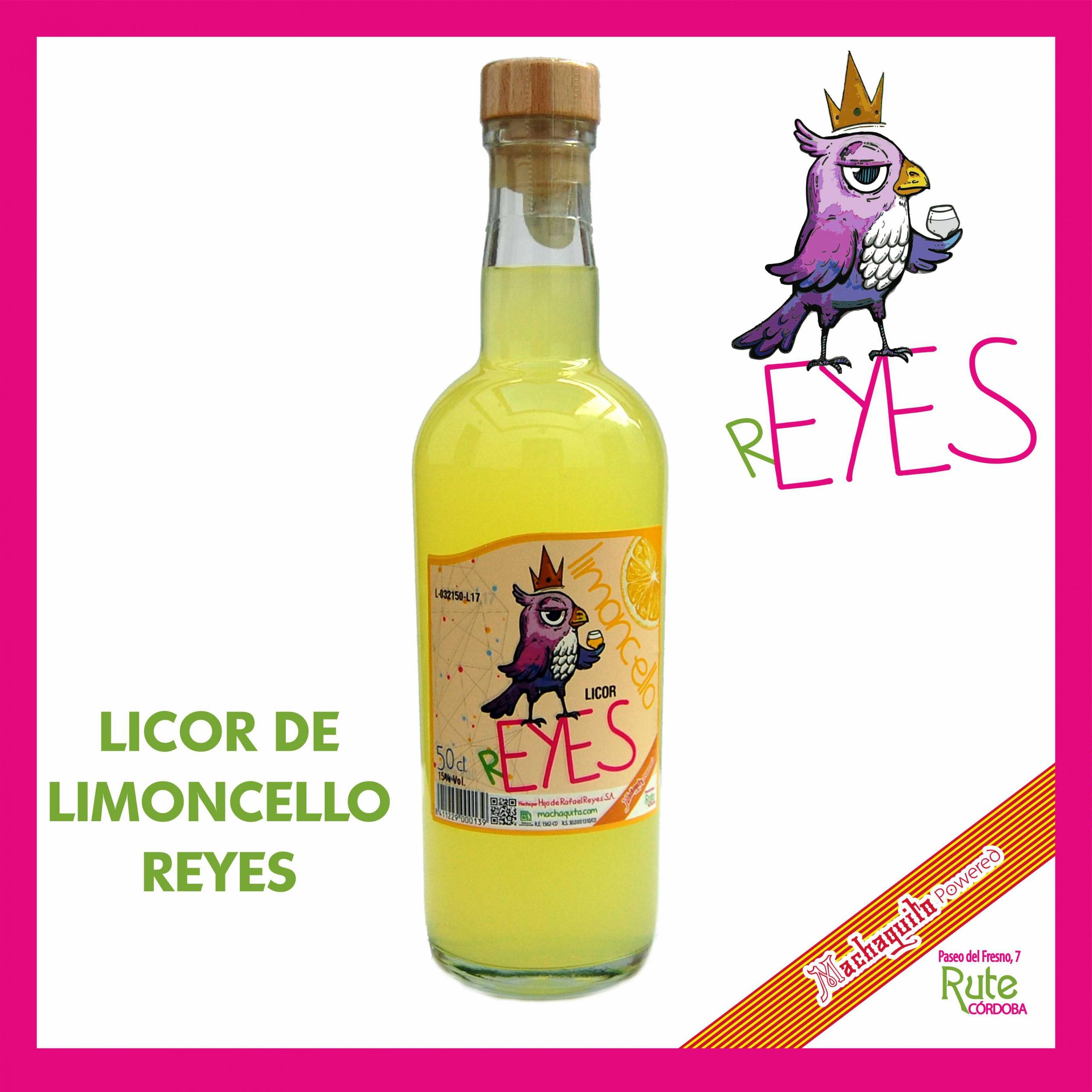 LICOR LIMONCELLO 50